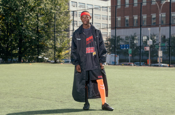 hummel Link Up with Willy Chavarria for Football-Inspired Sportswear Collection