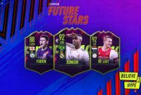 FIFA 19 Launch FUT 'Future Stars' Cards Featuring Foden, de Ligt and Vinicius Junior