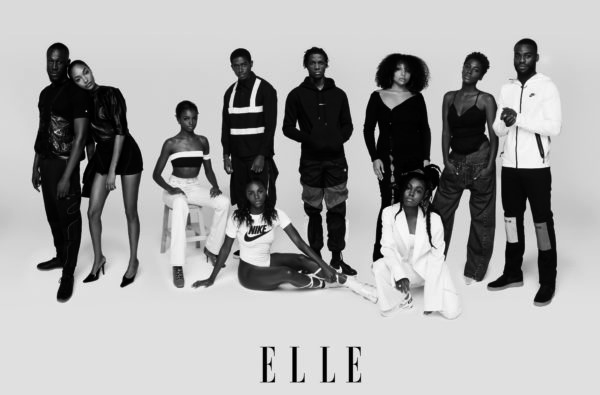 Stormzy Covers ELLE UK with a 'Collective of Inspirational Young Black Britons who Inspire Him'