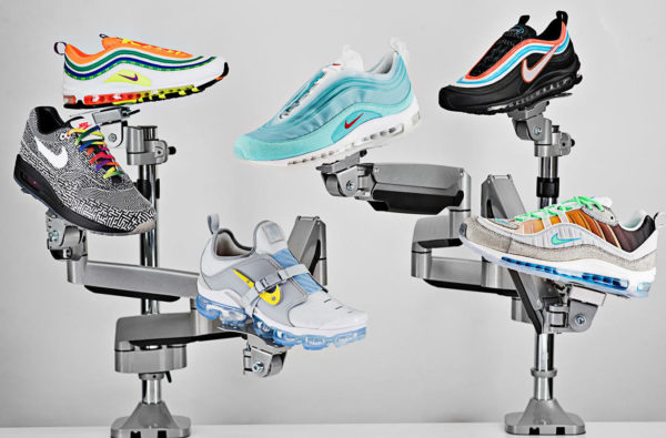 """Nike Unveil the Winning Designs for Its Latest """"On Air"""" Collection"""