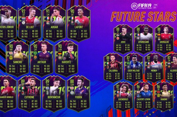 EA SPORTS Drop Their FUT Future Stars Featuring Upgraded Alexander-Arnold, Sancho and Foden Cards