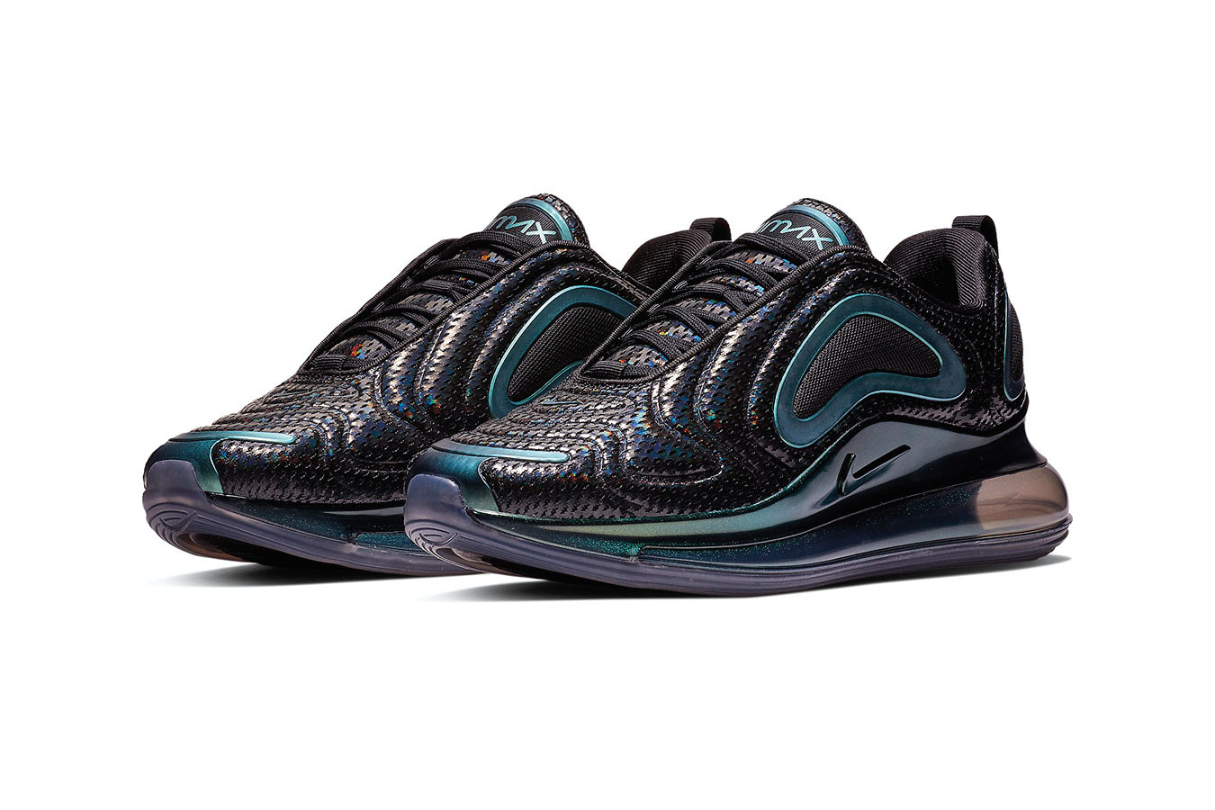 Nike Are Dropping Their Upcoming Air Max 720 In A Fire Iridescent