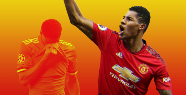 Marcus Rashford is Showing Us Why He's the Rightful Leader of England's New Gen