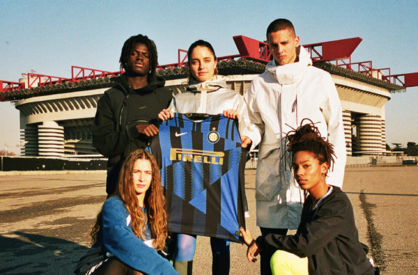 Nike and Inter Milan Drop a Sick Mash-Up Jersey Combining 10 of the Club's Most Iconic Kits
