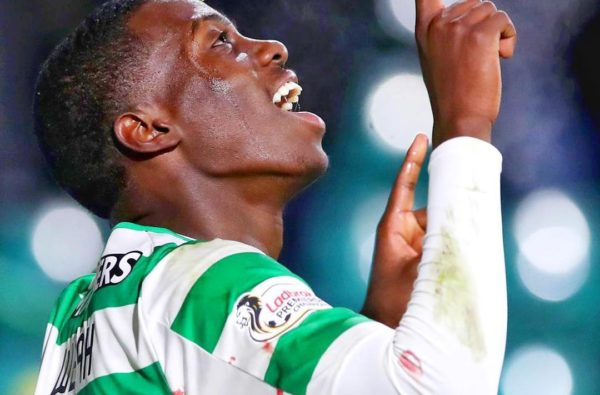 Tim Weah's Stats at Celtic are Already Looking Crazy