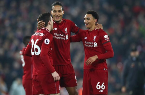 Trent Alexander-Arnold Became the Youngest Player to Hit Three Assists in a Single Premier League Game