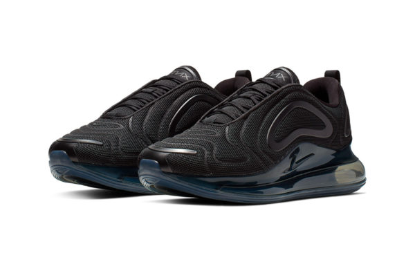 "The Nike Air Max 720 Gets Murdered-Out in New ""Triple Black"" Colourway"