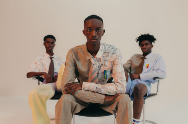 Daily Paper Launch Wavey SS19 Editorial, 'How to Survive & Succeed in the Digital Age'
