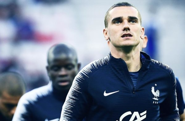 Antoine Griezmann Is Getting His Own Netflix Original and It Drops Later This Month
