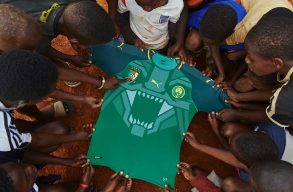 PUMA and Cameroon Are Set to End Their Historic 20-Year Partnership