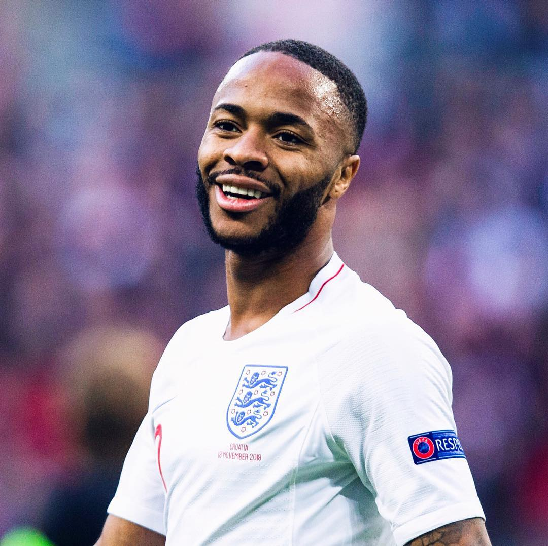 Raheem Sterling is Setting his Sights on Winning the Ballon D'or