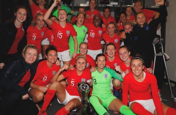 England Lionesses Beat Japan to Become SheBelieves Cup Champions 2019