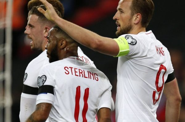 Harry Kane Says He'll Walk England Off the Pitch if his Teammates Face More Racism