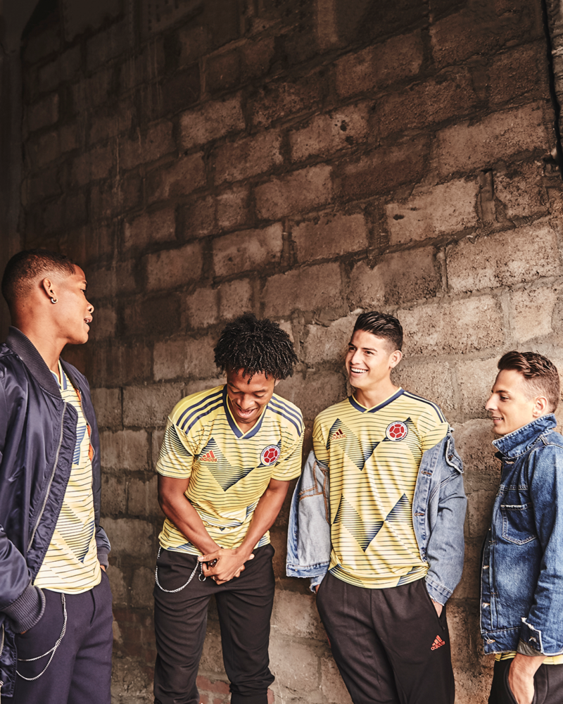 884dce739d8 You can cop adidas' Copa America 2019 shirts from their webstore now.