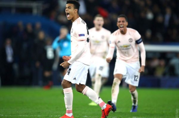 Mason Greenwood Made History Last Night as Man United's Youngest Ever Champions League Player