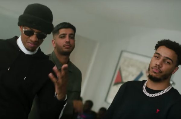 "Steel Banglez Links Up with AJ Tracey and MoStack for New Heater, ""Fashion Week"""