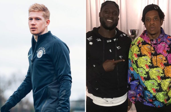 Kevin De Bruyne Has Become the Third Premier League Player to Sign with Roc Nation Sports