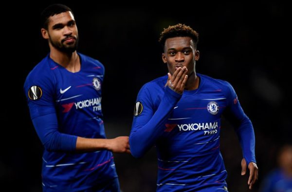 Ruben Loftus-Cheek is Determined to Help Callum Hudson-Odoi Break Through at Chelsea