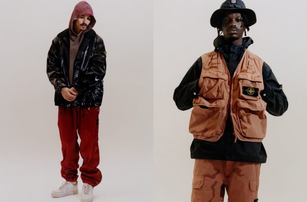 Supreme and Stone Island Drop Cold New Capsule Collection for Spring/Summer 2019
