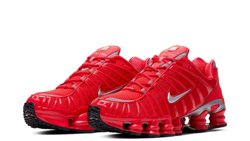 Nike are Re-Releasing their Iconic 2003 Shox Total TL Silhouette ... f2e11f0f3
