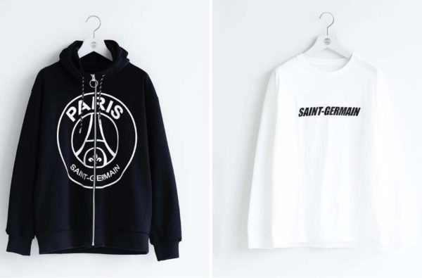 PSG Connect with Japanese Label Edifice for a Second Capsule Collection