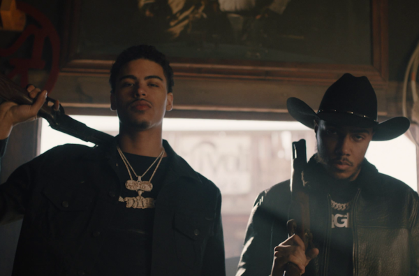 "AJ Tracey Drops off Wild West Visuals for ""Necklace"" feat Jay Critch"