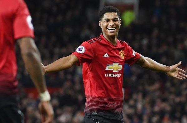 Marcus Rashford Has Signed a Huge New £200k-a-Week Contract with Manchester United