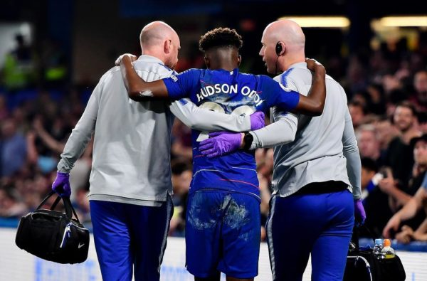 Callum Hudson-Odoi Says his Season is Over After Confirming Achilles Tendon Injury