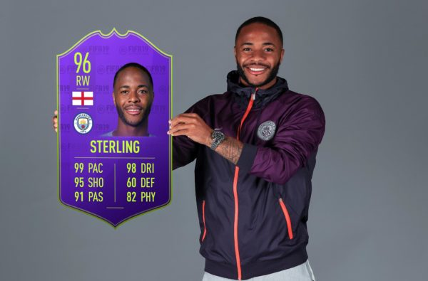 Raheem Sterling and Virgil van Dijk Receive Huge FIFA 19 Player of The Year Cards