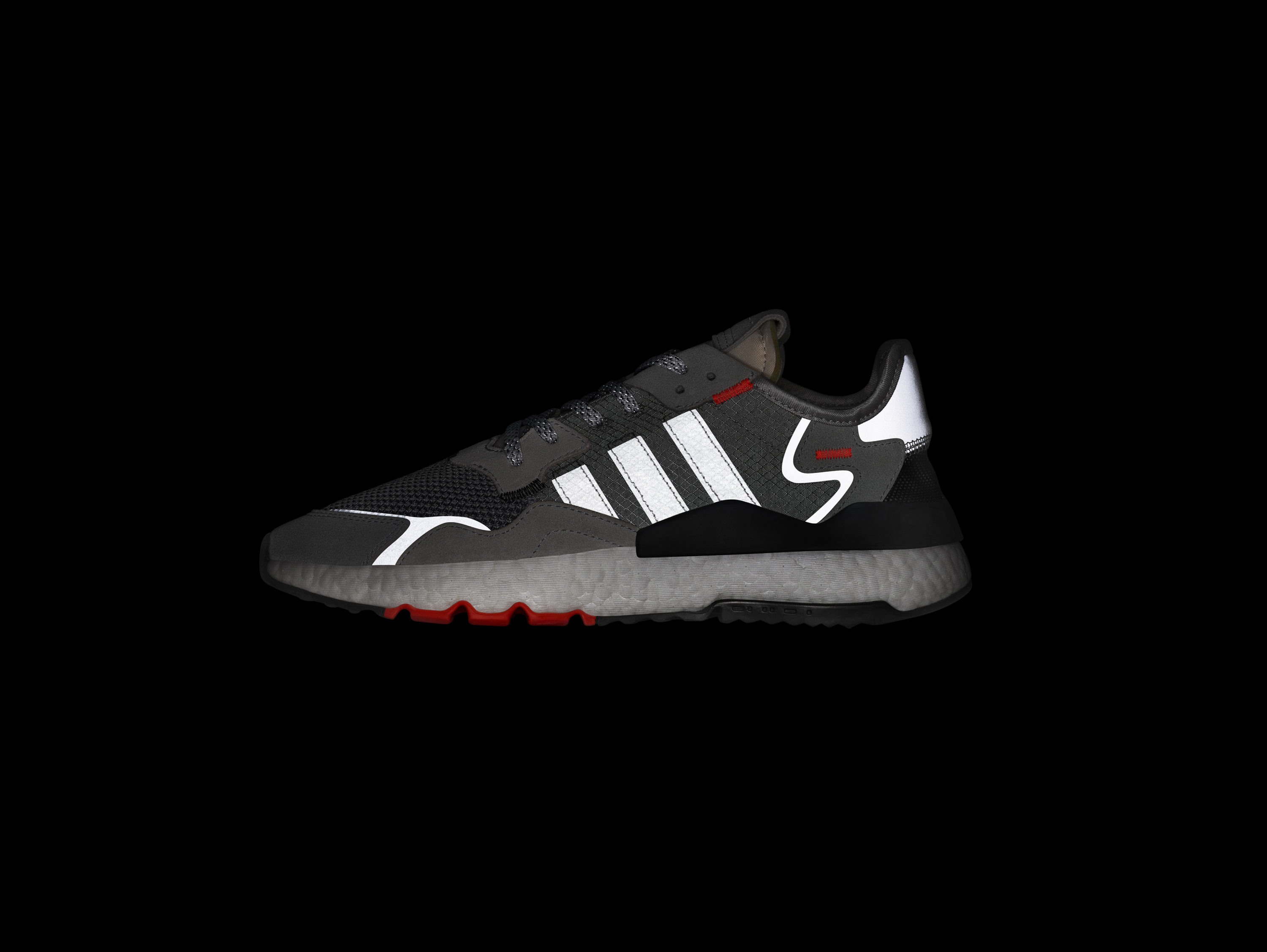 adidas Drop Four New Colourways of Their Reflective Nite Jogger Silhouette 7bef85fea