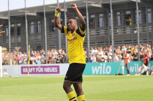 14-Year-Old Youssoufa Moukoko Bags Six Goals On U19 Debut for Borussia Dortmund