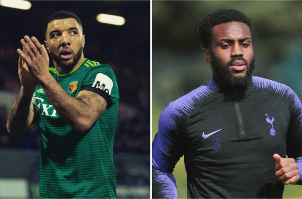 Danny Rose and Troy Deeney Are Leading a 24-Hour Boycott of Social Media in Protest Against Racist Abuse