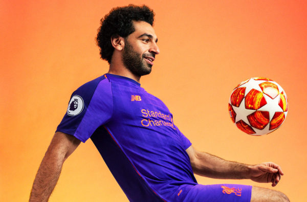 Mo Salah Becomes Latest Footballer to Cover TIME Magazine for 'TIME 100' Issue