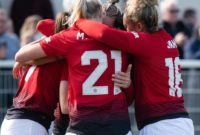 Manchester United Win Promotion to Women's Super League in their Debut Season