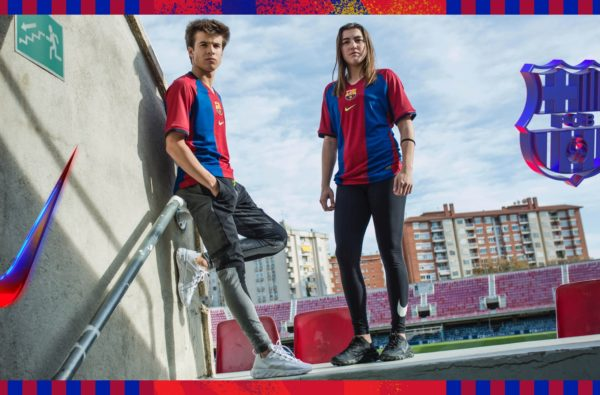 Nike are Relaunching a Limited-Edition Barcelona 1998-99 Home Shirt