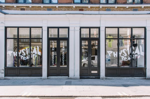 Liam Hodges Opens Up His First Ever Pop-Up Store in London