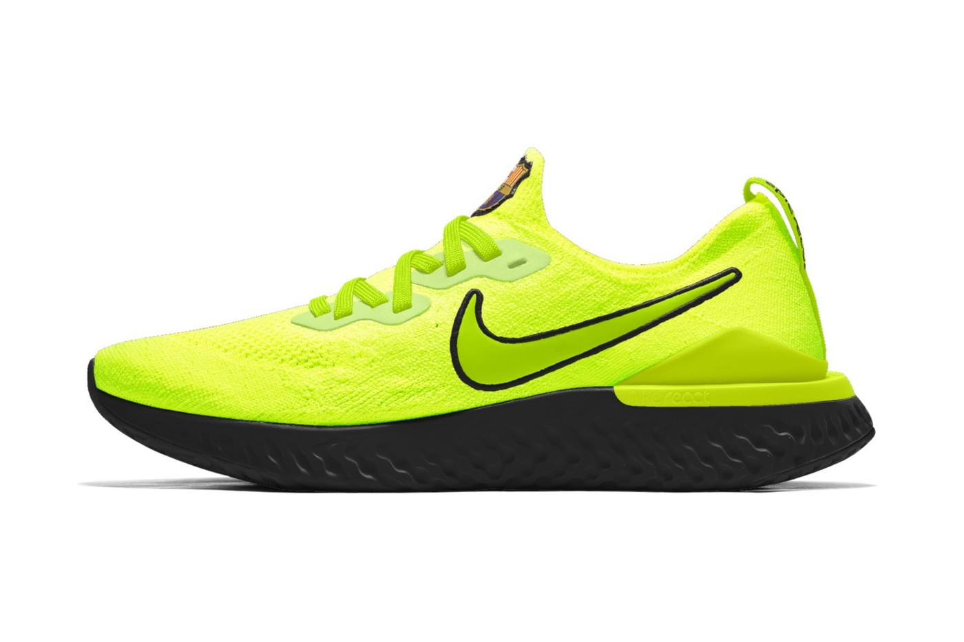 f6b134f63590 Nike Drop New Customisable Epic React Flyknit 2 Models for Barca ...