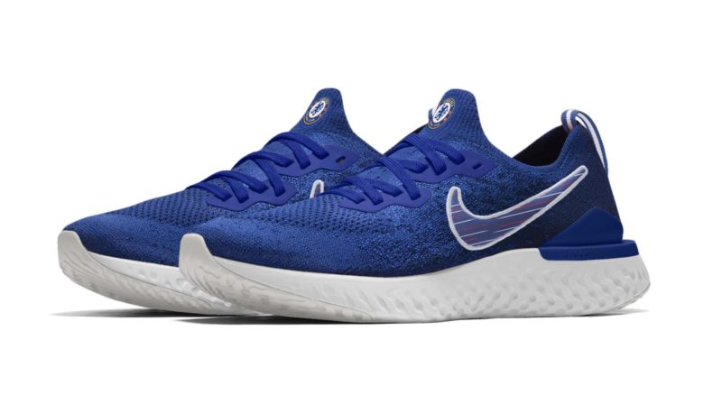 abbf1a4c45cc4 Nike Drop New Customisable Epic React Flyknit 2 Models for Barca ...