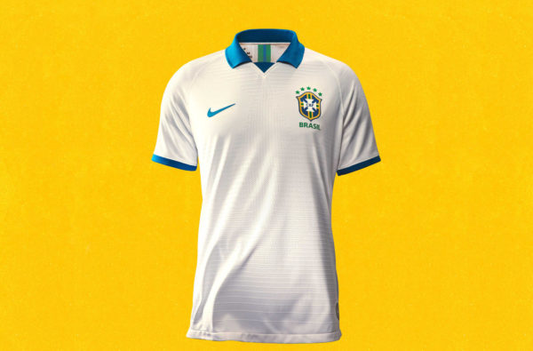 Nike Unveil an Iced Out Special Edition Brazil Jersey for This Summer's Copa America