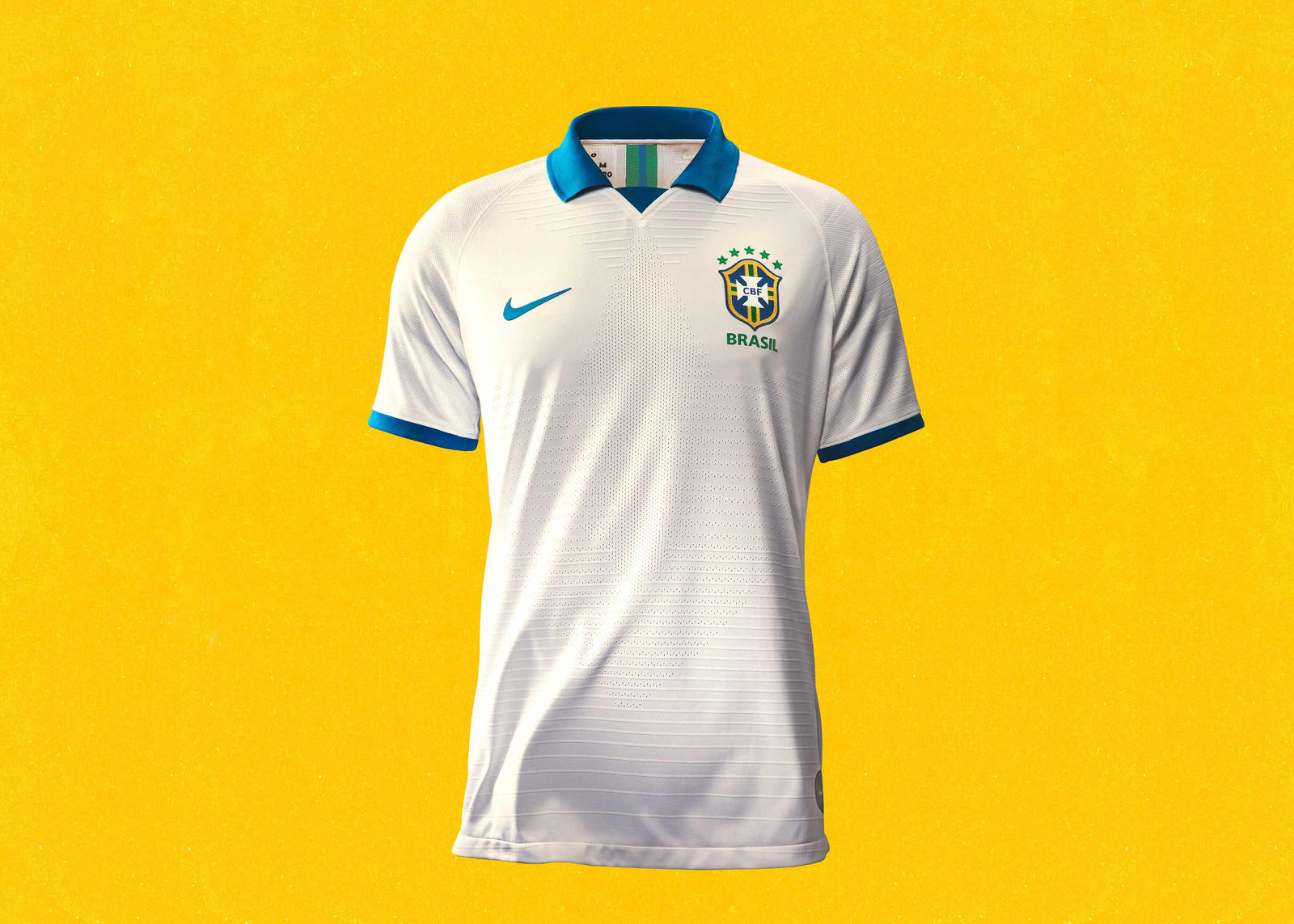 b78f8875f4e Nike Unveil an Iced Out Special Edition Brazil Jersey for This ...