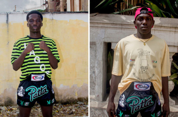 Patta Links Up with WAFFLESNCREAM on Capsule Collection to Help Build Lagos' first Skatepark