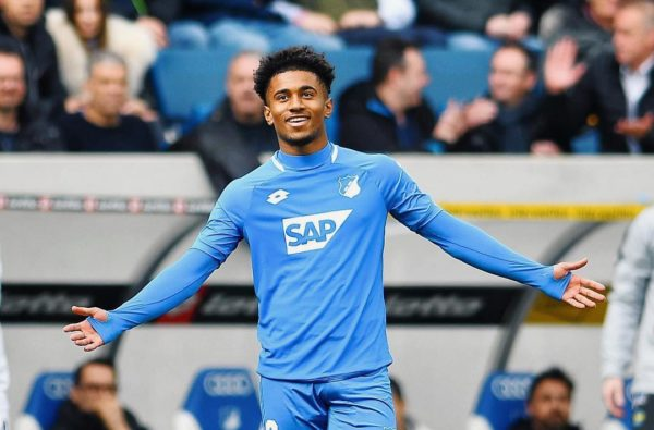 Reiss Nelson Broke a Club Record with His Latest Goal for Hoffenheim