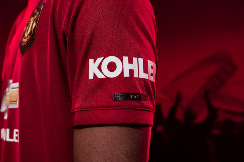 088e83c6c8bf8 You can cop the Manchester United Home and Goalkeeper 2019/20 shirts from  adidas stores, adidas.com and official club stores exclusively from today.