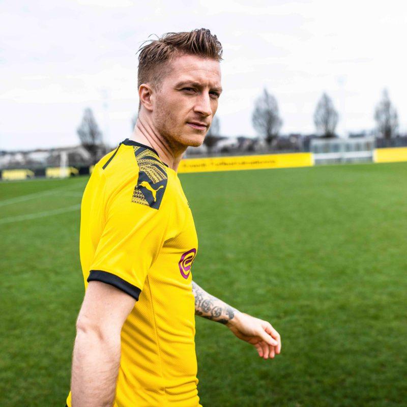 Puma Unveil Borussia Dortmund S Clean 2019 20 Home Shirt