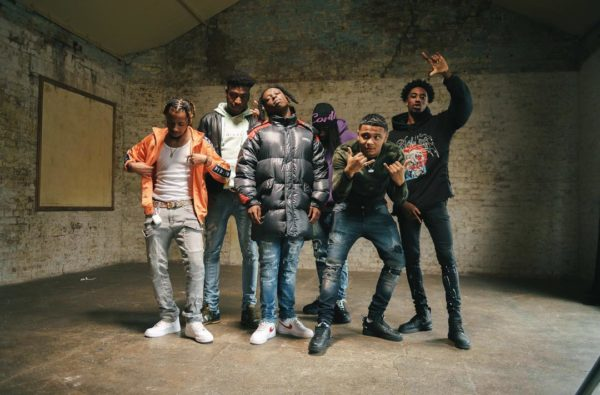 """House of Pharaohs and Nyge Unleash Wavey """"Keep the Telly On"""" Visuals"""