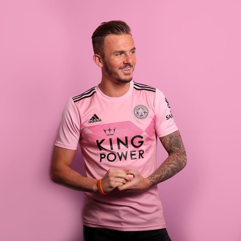james-maddison-leicester-pink-kit