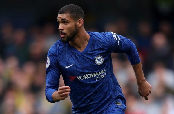 Ruben Loftus-Cheek Could Be out for up to a Year with His Ruptured Achilles Injury