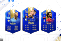 Manchester City and Liverpool Dominate the FIFA 19 Premier League Team of the Season