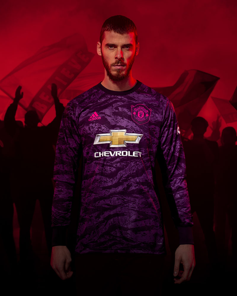 finest selection b2024 1e451 adidas and Manchester United Launch 19/20 Home Kit ...