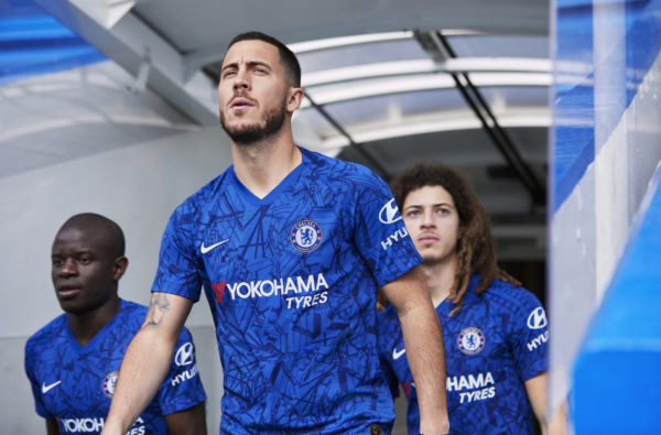 Nike and Chelsea Drop a Bold Home Kit for 2019/20 Inspired by Stamford Bridge